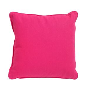 View Colours Zen Cushion In Fuchsia details