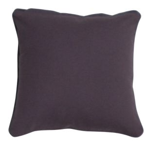 View Zen Plain Blueberry & Purple Cushion details