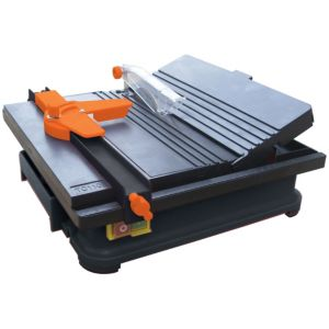 View B&Q Value 450W Corded Tile Saw TC110 details