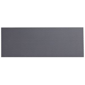 View Black Ceramic Wall Tile, Pack of 5, (L)714mm (W)260mm details
