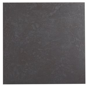 View Colours Portia Grey Porcelain Floor Tile, Pack of 7 (W)400mm (L)400mm details