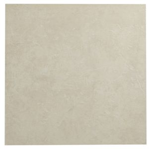 View Portia Cream Porcelain Floor Tile, Pack of 7, (L)400mm (W)400mm details