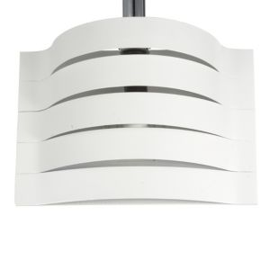 View Paley White Single Wall Light details