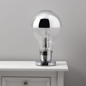 View Idea Chrome Effect Table Lamp details