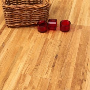View Colours Barcarolle Natural Solid Oak Flooring 1.4 m² Pack details