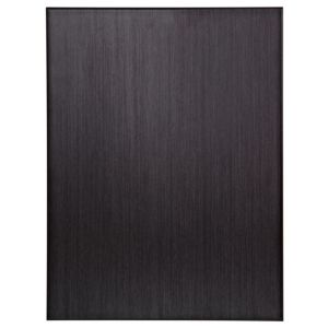 View Colours Charcoal Ceramic Wall Tile, Pack of 6 (W)250mm (L)330mm details