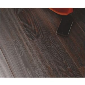 View Colours Dolce Richmond Dark Oak Effect Laminate Flooring 1.37 m² details