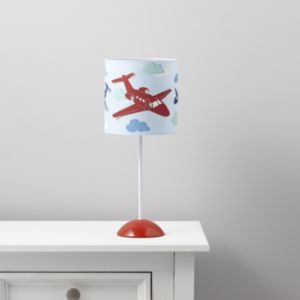 View Revolutio Aeroplane Blue Table Lamp details