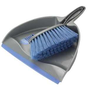 View B&Q Dustpan & Soft Brush details
