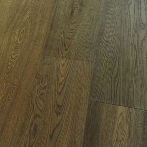 View Colours Jazzy Oak Real Wood Top Layer Flooring Sample 0.1m² details