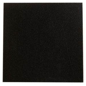 View Black Granite Wall & Floor Tile, Pack of 5, (L)305mm (W)305mm details