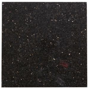 View Galaxy Black Star Effect Wall & Floor Tile, Pack of 5, (L)305mm (W)305mm details