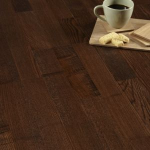 View Colours Sotto Coffee Ash Oak Real Wood Top Layer Flooring 1.58m² Pack details