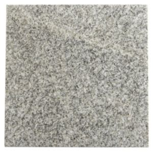 View Grey Granite Wall & Floor Tile, Pack of 5, (L)305mm (W)305mm details