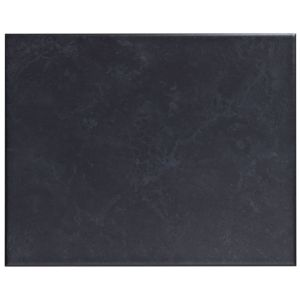 View Helena Black Ceramic Wall Tile, Pack of 20, (L)250mm (W)200mm details
