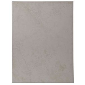 View Helena Light Beige Ceramic Wall Tile, Pack of 12, (L)330mm (W)250mm details