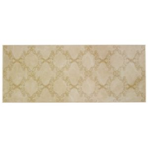 View Safari Taupe White Body Ceramic Wall Tile, Pack of 10, (L)500mm (W)200mm details