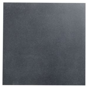 View Galaxy Black Porcelain Floor Tile, Pack of 5, (L)440mm (W)440mm details
