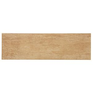 View Organik Honey Oak Effect Ceramic Wall & Floor Tile, Pack of 13, (L)500mm (W)150mm details