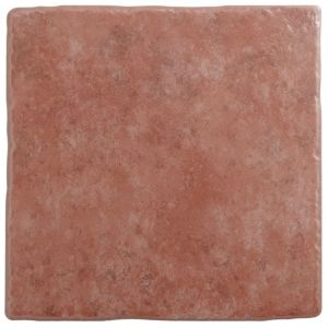 View Calcuta Red Ceramic Floor Tile, Pack of 9, (L)330mm (W)330mm details