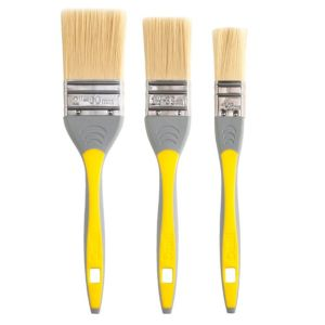 View Diall Paint Brush, Set of 3 details