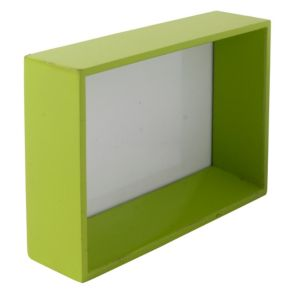 View Green Wood Picture Frame details
