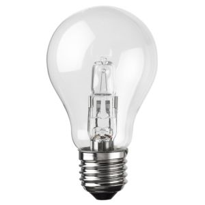 View Diall Edison Screw Cap (E27) 70W Halogen Eco GLS Light Bulb details