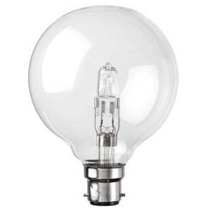 View Diall BC(B22d) Globe Halogen Bulb 625lm details