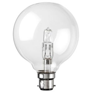 View Diall BC(B22d) Globe Halogen Bulb 835lm details