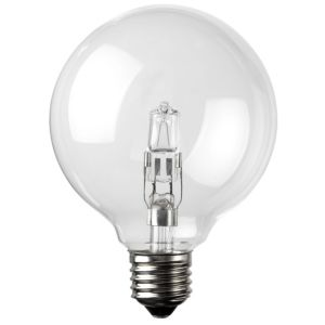 View Diall ES(E27) Globe Halogen Bulb 835lm details