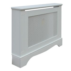 View Medium White Painted Berkshire Radiator Cover details