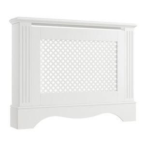 View Small White Berkshire Radiator Cover details