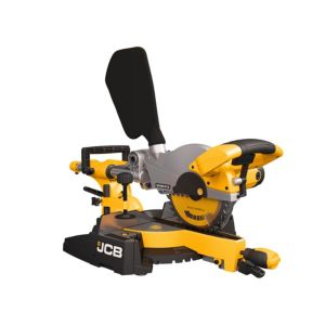 View JCB 1400W 210mm Sliding Mitre Saw JCB-SCMS210 details
