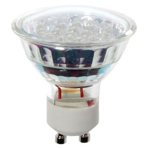 View Diall GU10 1W LED Reflector Spot Light Bulb details