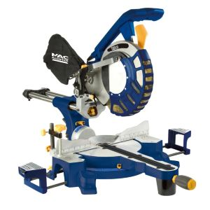 View Mac Allister 1800W 255mm Compound Mitre Saw MMS254SL details