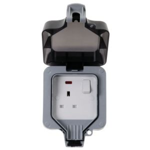 View Diall 13A 1-Gang External Socket details
