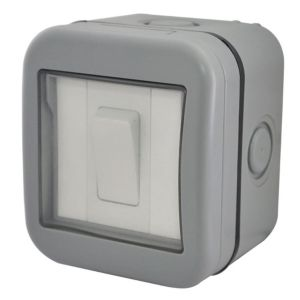 View Diall 1-Gang 2-Way 10A External Switch details