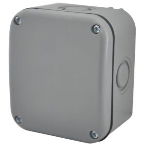 View Diall Grey Junction Box details