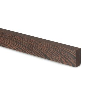 View 20mm Wenge Solid Wenge Worktop Upstand details