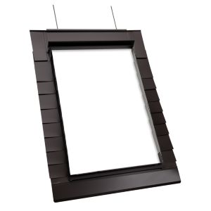 View Geom Brown Slate Flashing (H)980mm (W)740mm details
