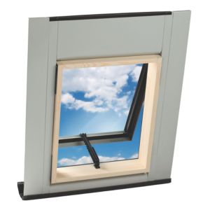 View Aero Pine Top Hung Roof Window (H)550mm (W)450mm details