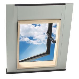 View Aero Pine Left Roof Window (H)600mm (W)450mm details