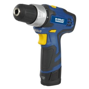 View Mac Allister Cordless 10.8V Li-Ion Drill Driver Batteries Included details