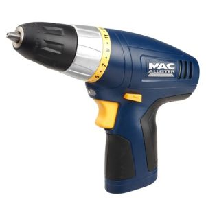 View Mac Allister Cordless 10.8V Li-Ion Drill Driver Batteries Not Included 5241 details