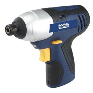 View Mac Allister Cordless 10.8V Li-Ion Impact Driver Battery Not Included 5228 details