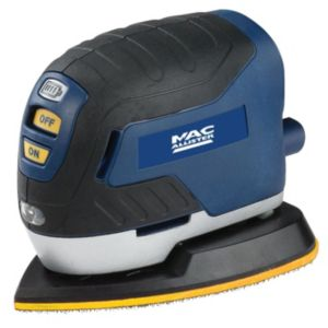 View Mac Allister 10.8V Cordless Detail Sander 0 6601 details