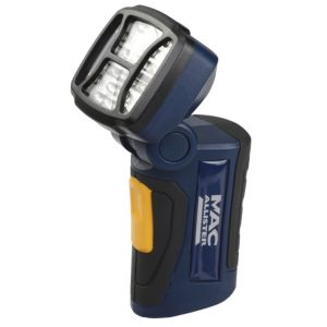 View Mac Allister LED Mac Allister Battery Torch 10.8V details