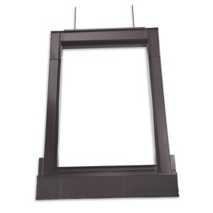 View Geom Brown Tile Flashing (H)980mm (W)740mm details