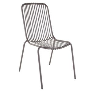 View Silene Metal Chair details