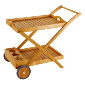 View Aland Wooden Drink Trolley details